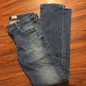 Adriano Goldschmied AG Straight leg size 32 Jean
